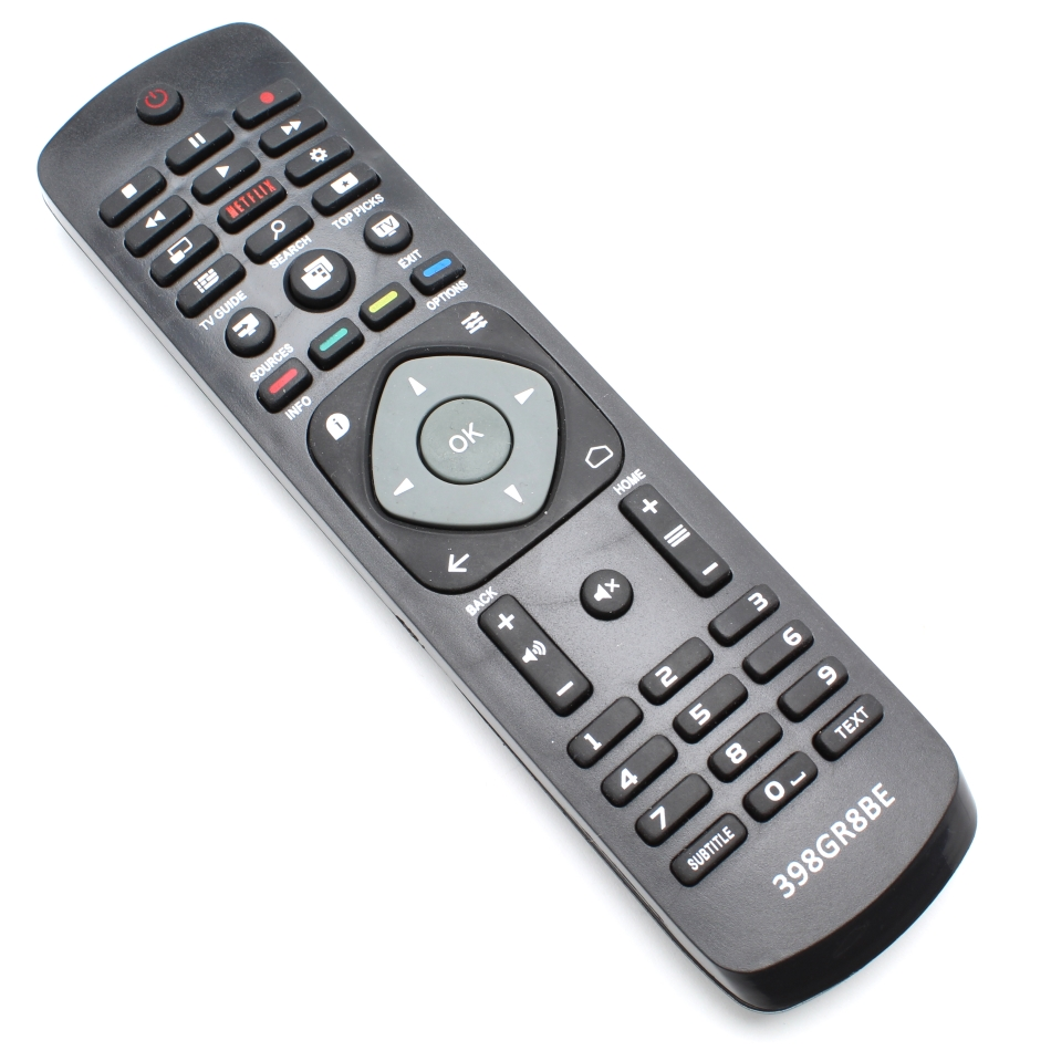 DIS PHILIPS 398GR8BE NETFLIX Дистанционно PHILIPS 398GR8BE NETFLIX