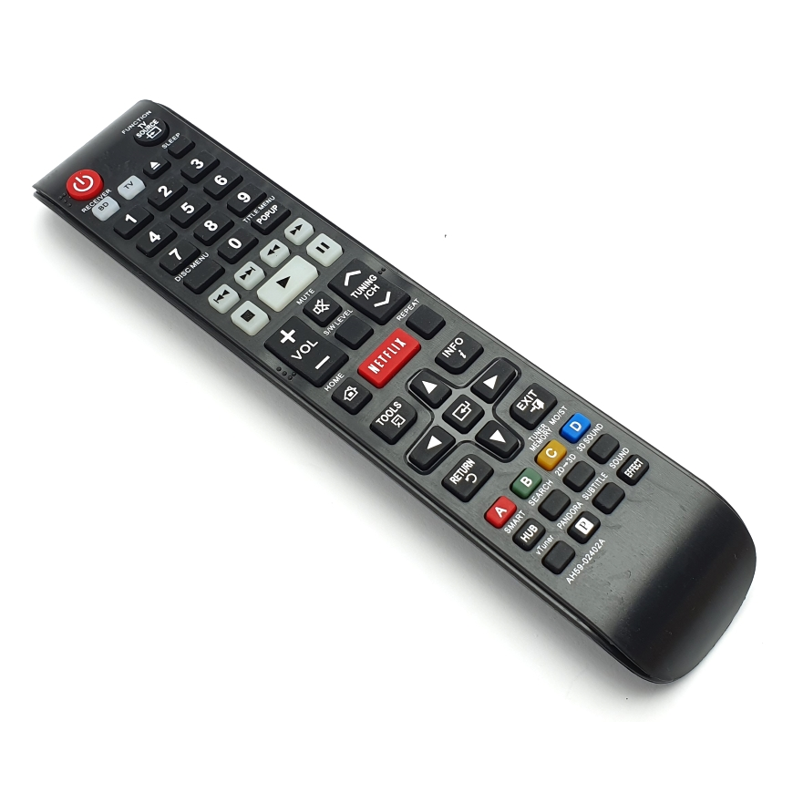 DIS SAMSUNG AH59-02402A NETFLIX Дистанционно за телевизор SAMSUNG AH59-02402A LCD  BLU RAY HOME THEATER NETFLIX